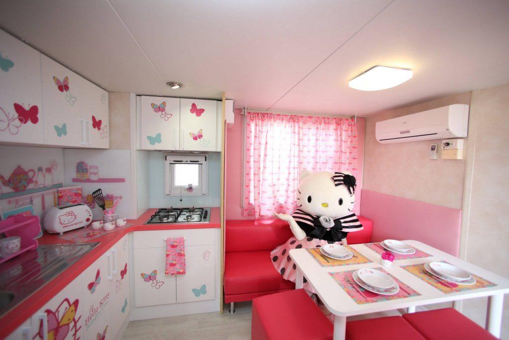 altomincio family park,camping italie,camping gardameer,hello kitty stacaravans,camping altomincio familiy park