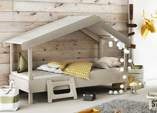 kinderbed,bebies first,babys first,huis bed,huisjesbed
