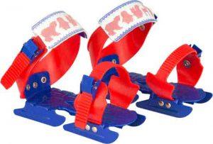 kinderschaatsen,glij ijzers,nijdam glij ijzers,verstelbare kinderschaatsen