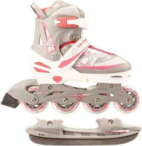 kinderschaatsen,meisjes schaatsen,kinderschaatsen skeelers