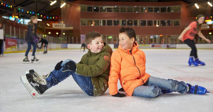 ijsbanen,leuke ijsbanen met kinderen,leuke schaatsbanen met kinderen