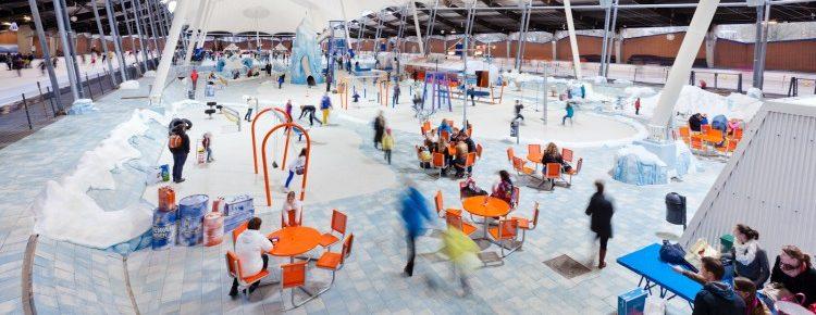 ijsbanen,leuke ijsbanen met kinderen,de scheg,kinder schaatsbaan