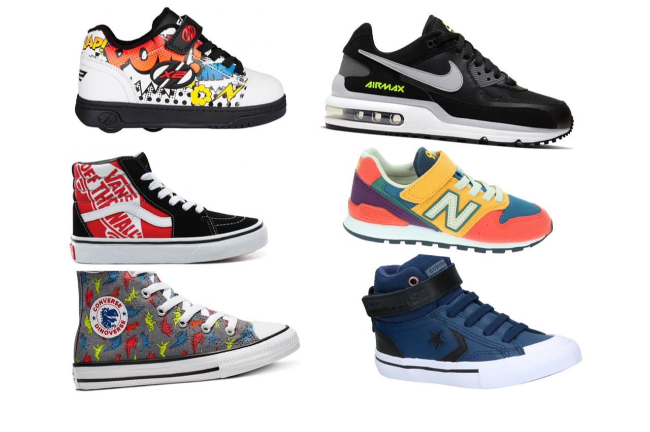 Jongens sneakers: stoer en hip! Jongens en meiden