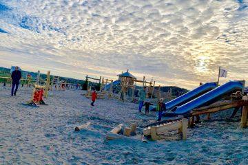 strandtenten,strandtent met speeltuin,nederzandt