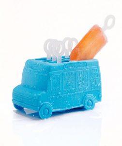 ijsmaker Zoku,quick pop maker Zoku,ijsmachine,zelf ijsjes maken,zelf ijs maken met kinderen,zelf waterijsjes maken,gezonde ijsjes maken,recepten zelf ijs maken,waterijsjes maker,ijsbus,auto met ijsjes
