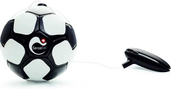 trainingsbal,senseball,beter leren voetballen,voetbal trainer