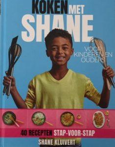 vaderdag cadeaus,kinder kookboek shane kluivert