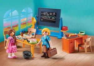 spirit speelgoed,cadeau spirit,de klas van mevrouw flores,70121 playmobil
