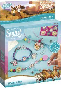 spirit speelgoed,spirit knutselen,spirit sieraden set totum