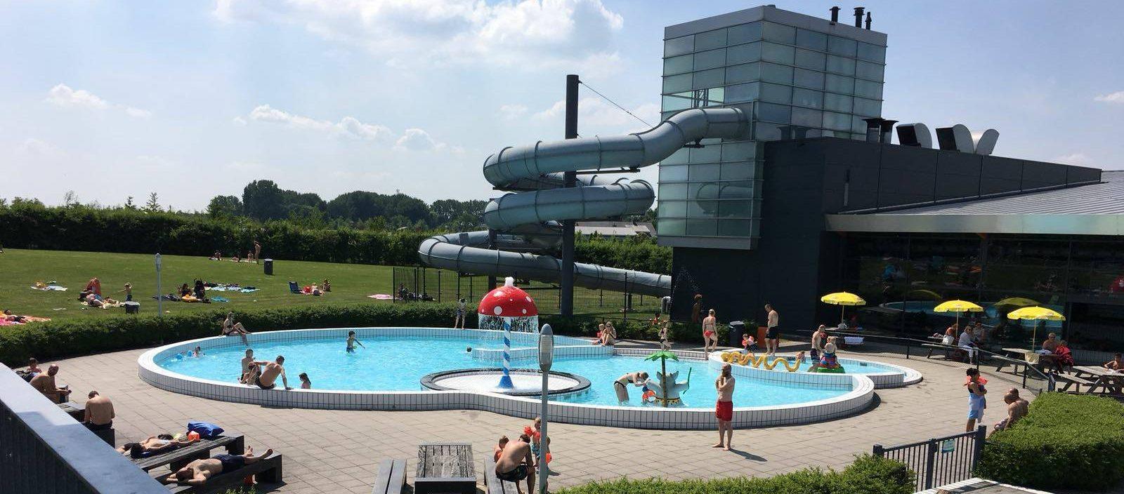 Zwembad De Windas.Zwembad De Windas Jongens En Meiden