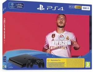 playstation,ps4 met fifa20,playstation 4 fifa 20 bundel