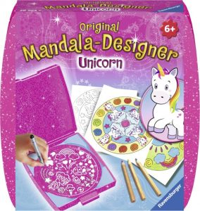 unicorn cadeau,unicorn mandala designer