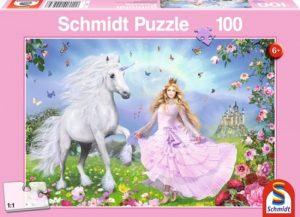 unicorn cadeau,unicorn puzzel,puzzel eenhoorn