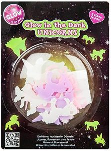 glow in the dark stickers unicorn