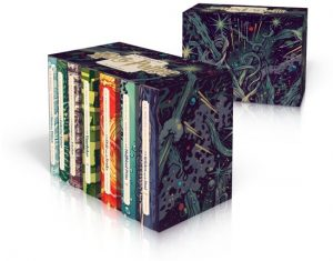 lezen,kinderboeken,harry potter boeken,harry potter jubileum editie,harry potter jubileum box