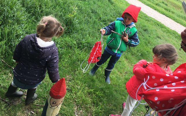 kinderwandeling maken,kinderwandelroutes,wandelen herfstvakantie