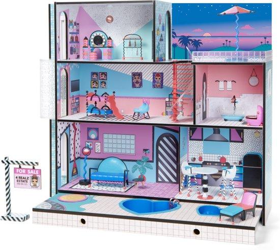 prinsessencadeaus,lol surprise house,lol huis