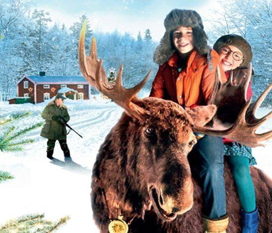 kerstfilms,midden in de winternacht
