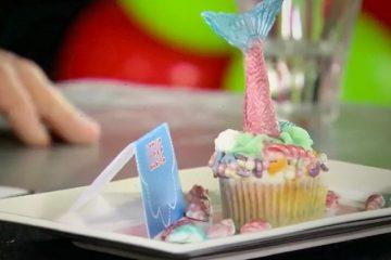cupcakecup,zeemeermin cupcake,eerste aflevering