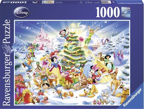 kerstspeelgoed,kerst puzzel,kinderpuzzel kerst,kerstpuzzel disney,puzzel disney,disney puzzel