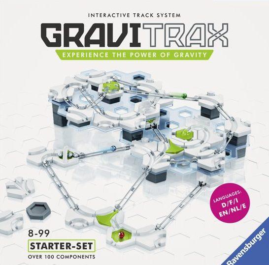 cadeau jongen 7 jaar,gravitrax,gravitrax starter set,startersset gravitrax,moderne knikkerbaan