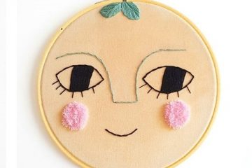 kinderkamer accessoires,aro for kids borduurring