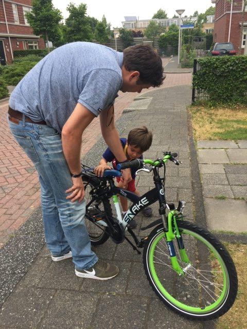 fietsmaat,loopfietsen,kinderfietsen,meisjesfiets,jongensfiets,batavus snake,loekie kinderfiets