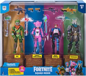 fortnite cadeaus,fortnite actiefiguren