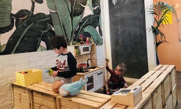 rotterdam met kinderen,supermercado,kindvriendelijk restaurant rotterdam