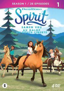 spirit speelgoed,cadeau spirit dvd