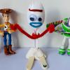 forky,forky knutselen,forky diy,toy story 4,nieuwe toy story film