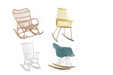 schommelstoel,leuke schommelstoelen,hippe schommelstoelen
