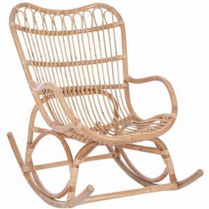 schommelstoel,rotan schommelstoel,rieten schommelstoel