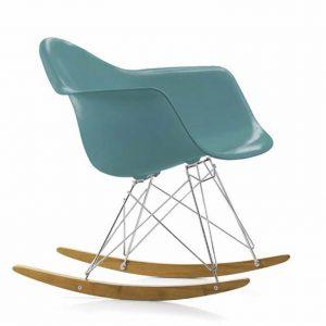 schommelstoel,vitra eames schommelstoel
