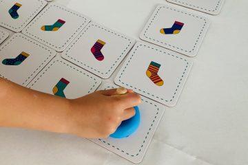 crocs socks,review crocs socks,verschil links en rechts,leuk memory spel