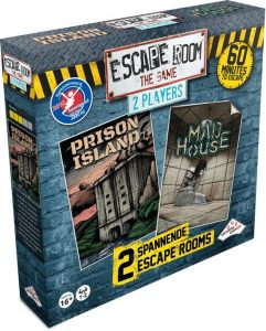 speelgoed,escape room the game 2 players
