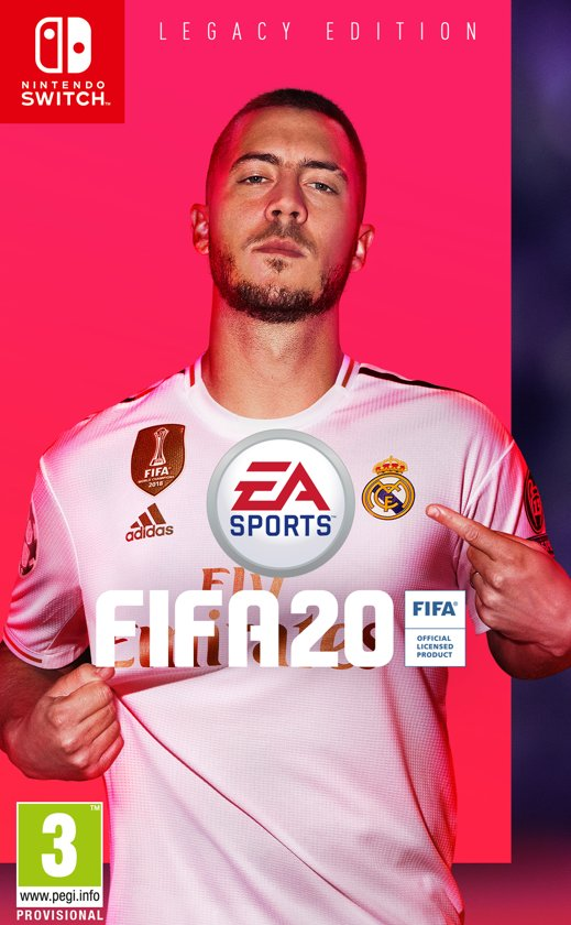 nintendo switch spelletjes,fifa 20 nintendo switch