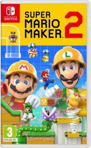 nintendo switch spelletjes super mario maker 2
