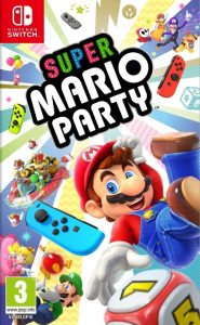 nintendo switch spelletjes,super mario party