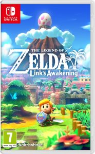 nintendo switch spelletjes,legend of zelda links awakening