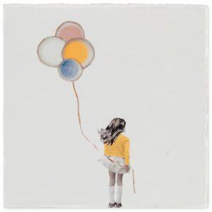 kinderkamer inspiratie - story tiles ballon