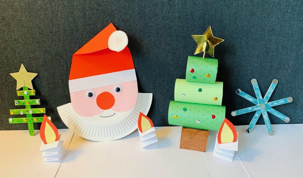 kerst knutselen,kerstman knutselen,kerstboom knutselen,frozen knutselen,kaarsjes knutselen,tips en ideeen kerst knutselen,makkelijke kerst knutsels