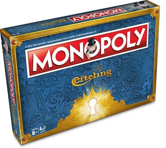 monopoly spel,efteling