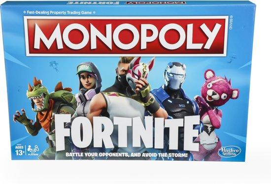 monopoly spel,fortnite