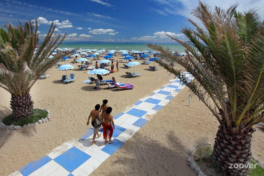campings aan zee,leuke camping adriatische kust,kindvriendelijke camping adriatische kust,camping pino mare,leuke camping italie aan de kust