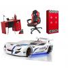 racekamer,autobed,autostoel,autokast