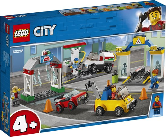 lego city garage,cadeau kind vier jaar