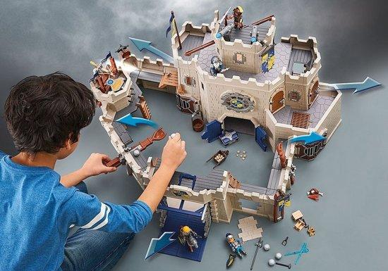 playmobil grote burcht van novelmore ,speelgoed jongen 6 jaar,speelgoed jongen zes jaar