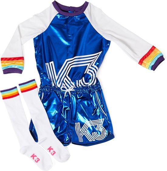 cadeau meisje 4 jaar,k3 rollerdisco verkleedpak,meisjes verkleedkleding,cadeau meisje 5 jaar,cadeau meisje 6 jaar