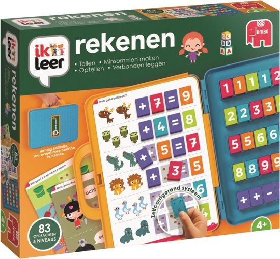 leerzame spelletjes,ik leer rekenen jumbo,reken spelletje kleuters,leren rekenen kleuters,thuis leren,thuis school kleuters